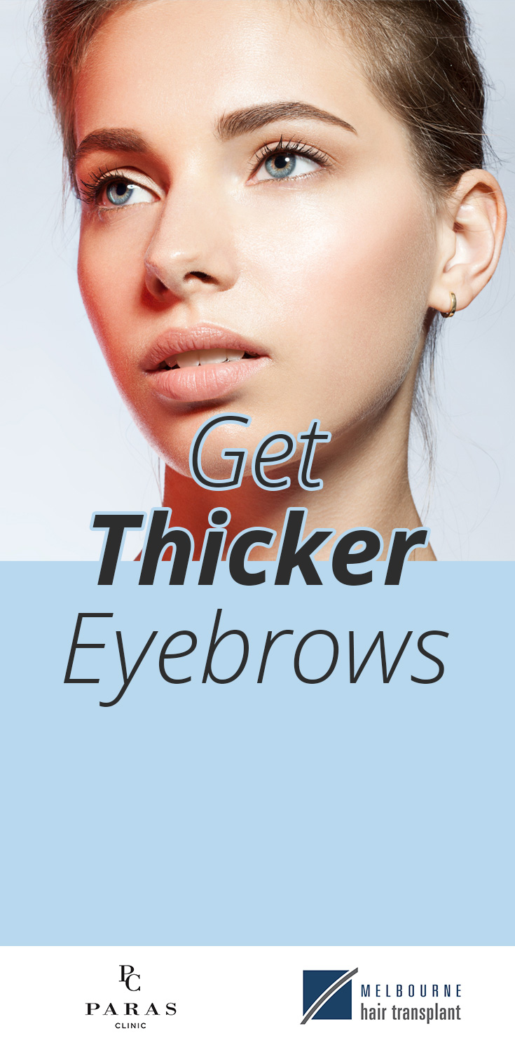 get thicker eyebrows pin